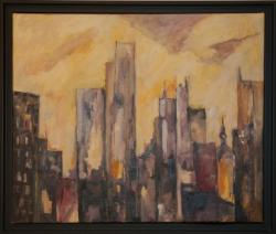 new-york.jpg  Huile sur toile 55 X 46